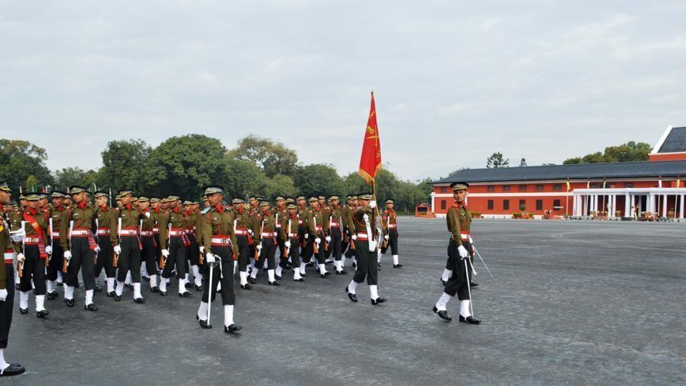 Uttarakhand news,Indian Military Academy,gentleman cadets