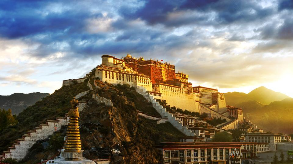 File photo of the Potala Palace in Lhasa, Tibet.