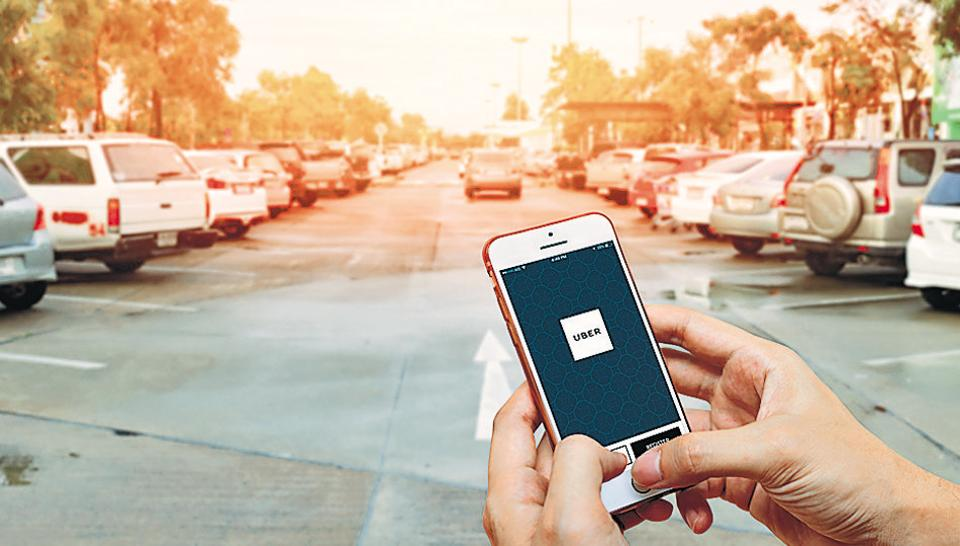 An Uber driver said many cabs had gone off road because the firm reduced incentives.