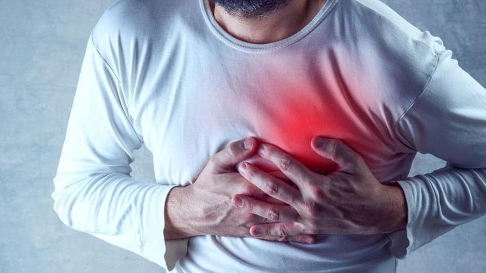 The elderly are more vulnerable to cardiovascular problems.