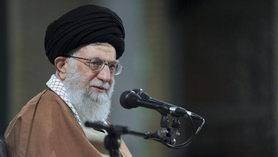 Iran's Supreme leader Ayatollah Ali Khamenei also condemned President Trump's imminent recognition of Jerusalem as the capital. No government beyond Israel spoke in praise of Trump or suggested it would follow his lead. Eight countries opposed to the decision -- Bolivia, Egypt, France, Italy, Senegal, Sweden, United Kingdom and Uruguay--  have asked for an emergency meeting of the UN Security Council this week.  (AP)