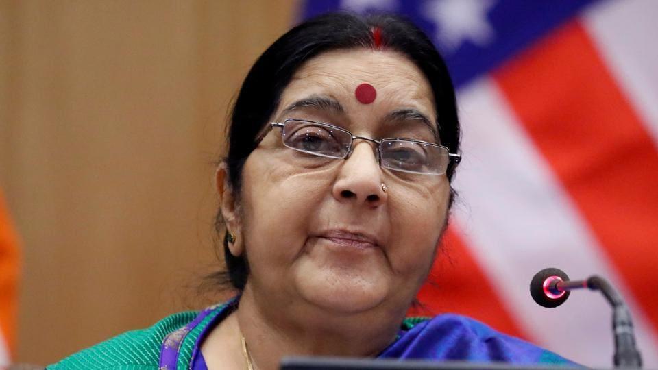 Indian visa,India,Sushma Swaraj