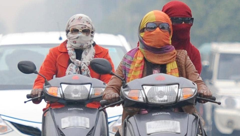 While Punjab and Haryana exempts a turbaned Sikh and Sikh women from wearing helmet, in Chandigarh besides turbaned Sikhs all women are exempted.