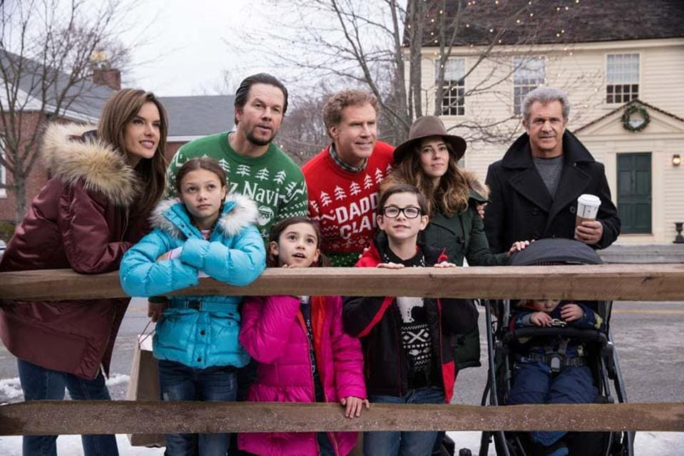 Grandparents drop by for the holidays; hijinks ensue. It's hard to fathom why actors like Mel Gibson and John Lithgow would consent to play a part.