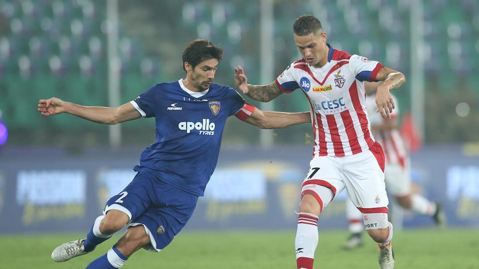 The game had ended goalless in the first half. (ISL)