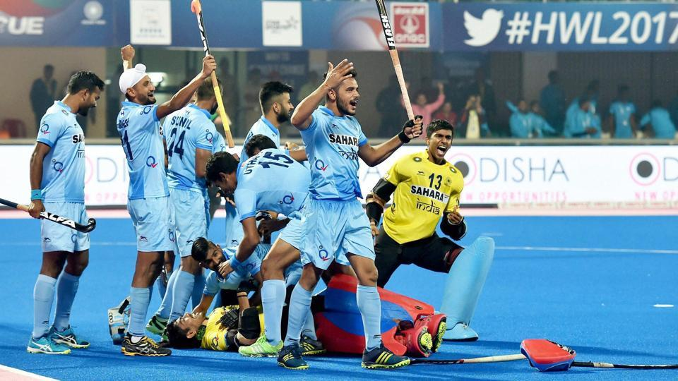 FIH Hockey World League Final,India vs Argentina,Indian hockey team