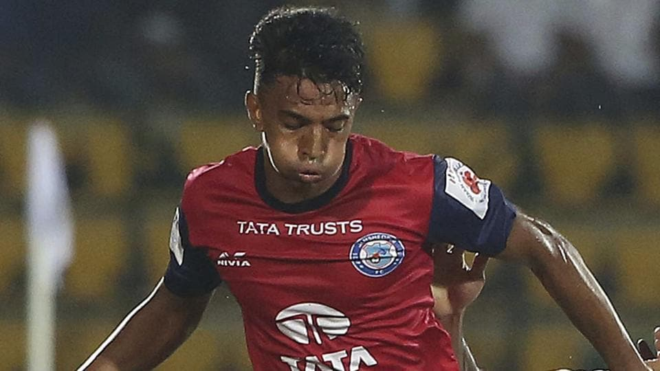 Sameehg Doutie was left out of Jamshedpur FC's starting XI during their 1-0 win over Delhi Dynamos.