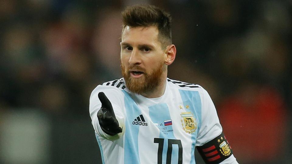 lionel messi demands improvement from argentina ahead of