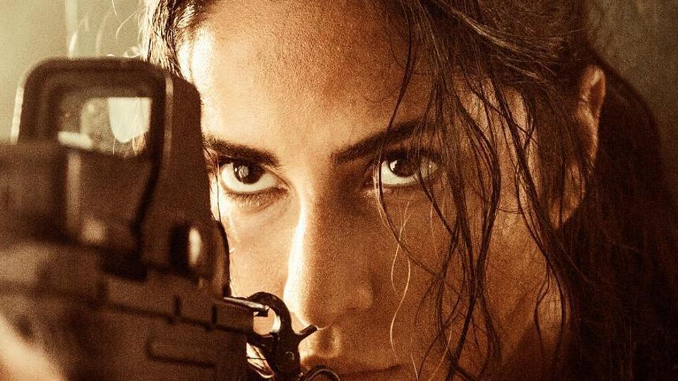Tiger Zinda Hai,Katrina Kaif,Katrina Kaif video