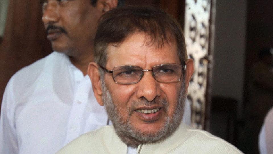 Will challenge Rajya Sabha disqualification in court: Rebel JD(U) leader Sharad Yadav