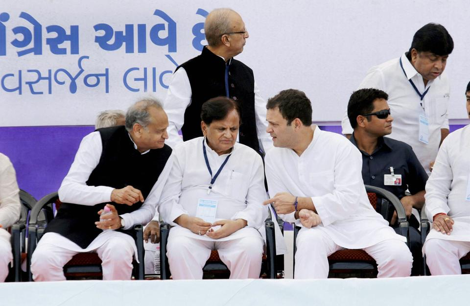 Gujarat election,Ahmed Patel,Congress