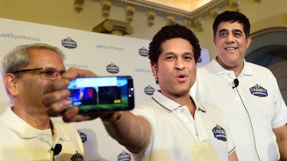 Sachin Tendulkar,Sachin Saga Cricket Champions,Sachin Saga