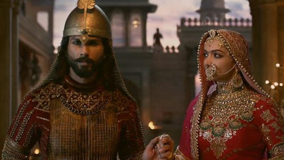 Padmavati,Shahid Kapoor,Maharawal Ratan Singh