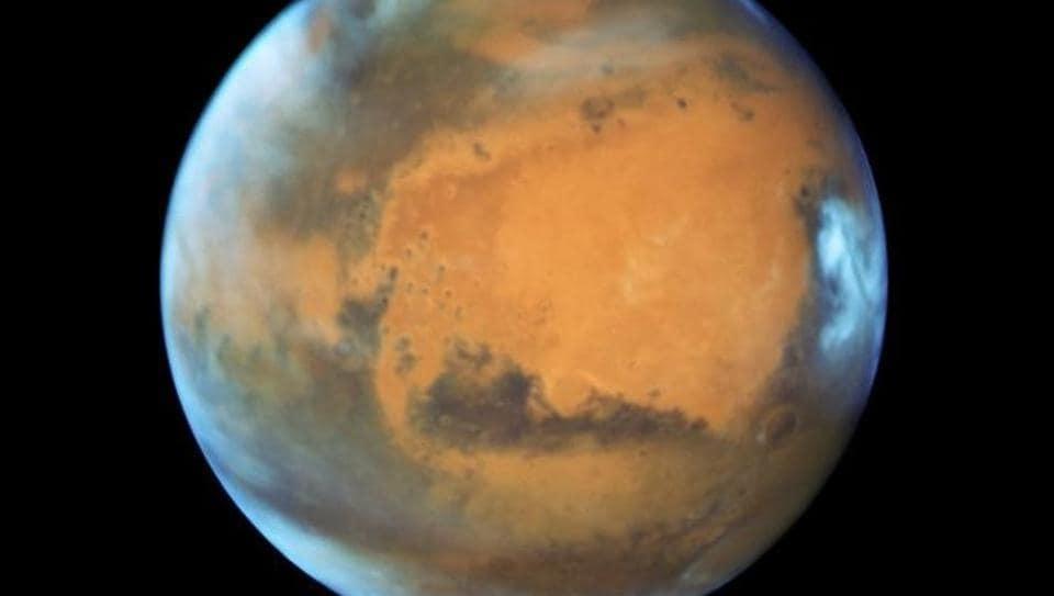 Mars,Clay on Mars,Water on Mars
