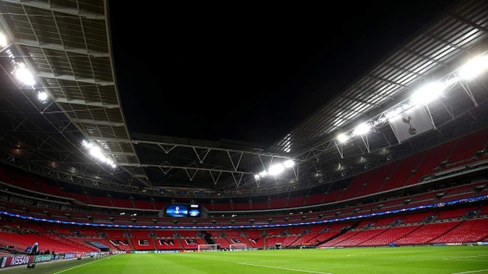 London's Wembley Stadium has gained four matches as a result of Brussels being stripped of the right to host Euro 2020 games.