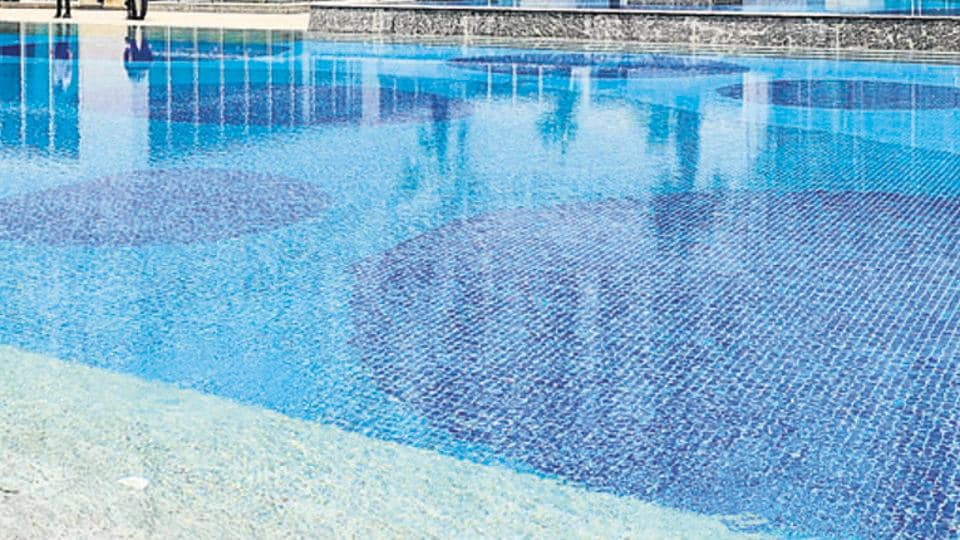 A boy drowned in a swimming pool of a guest house in Goa.