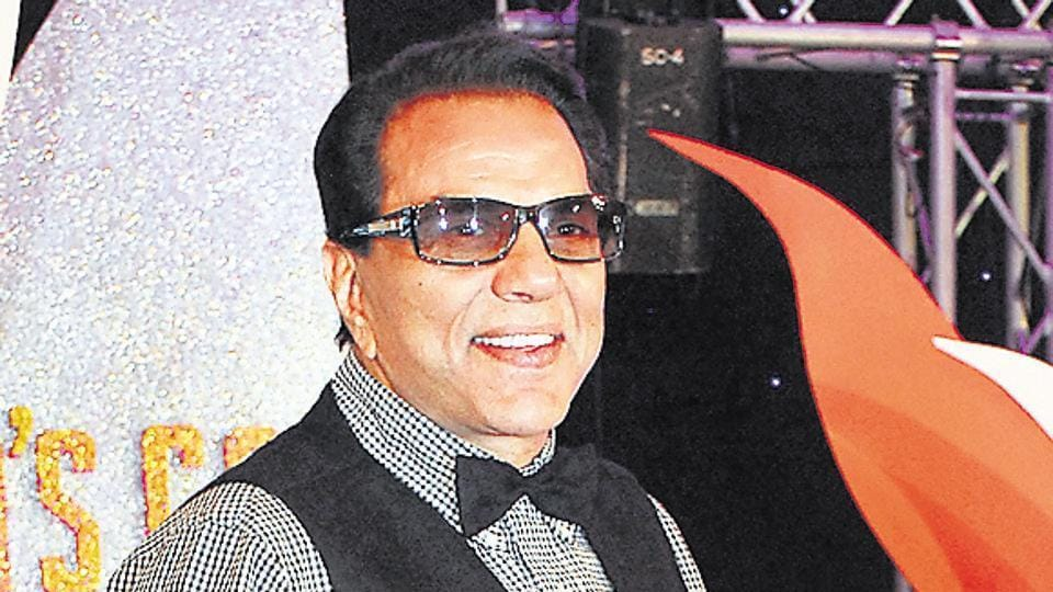 Actor Dharmendra turns 82 today.