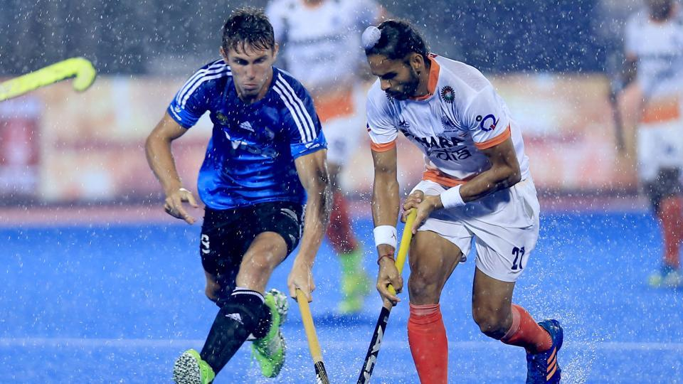 India were beaten 1-0 by Argentina in the semifinals of the Hockey World League Final in Bhubaneswar. Catch highlights of India vs Argentina semifinal, Hockey World League Final, here.