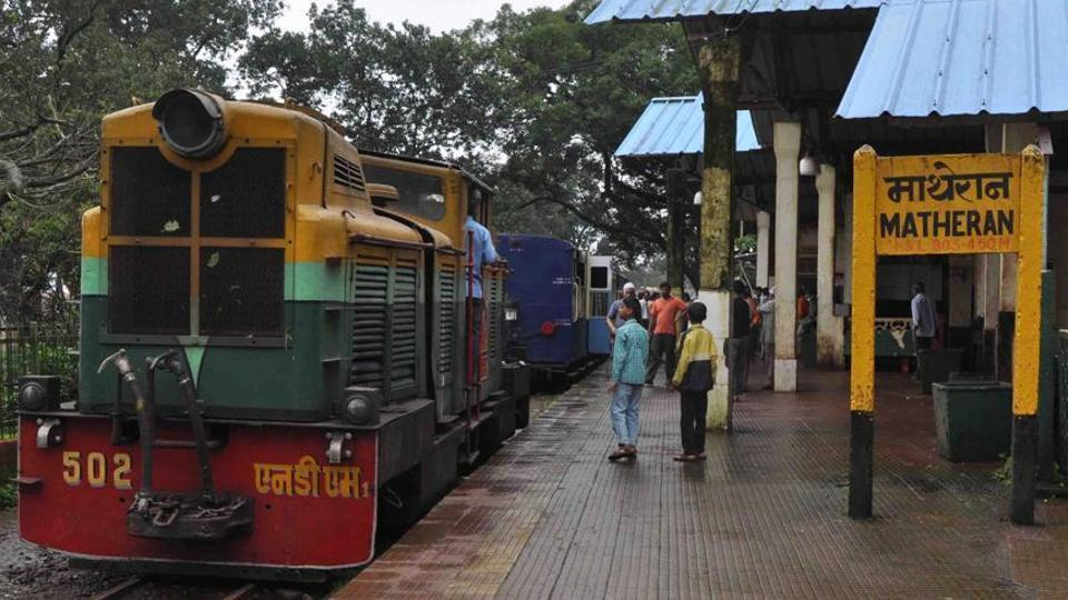The 21-km stretch between Neral and Matheran has four stations: Matheran, Aman Lodge, Waterpoint and Neral.