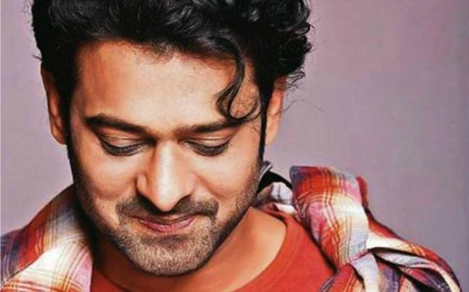 Prabhas is currently busy with Saaho.