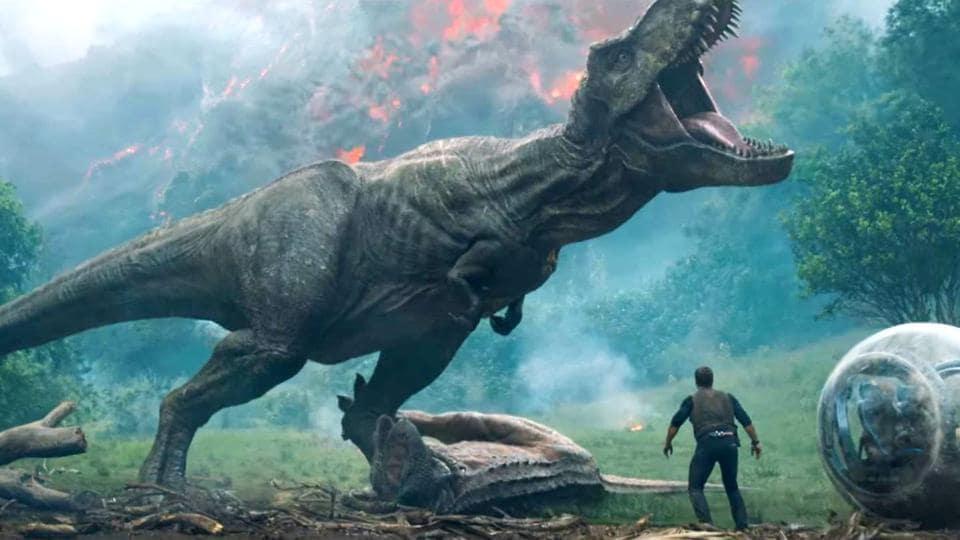 Jurassic World,Jurassic World: Fallen Kingdom,Jurassic World: Fallen Kingdom trailer