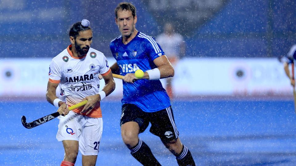 Hockey World League Final India Go Down To Argentina In Semis To