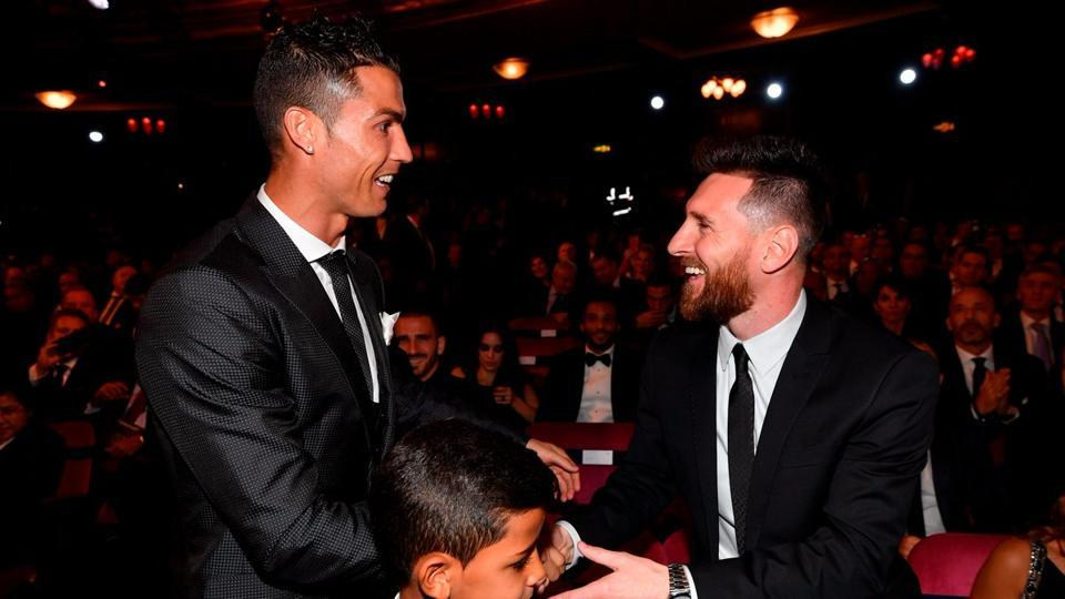 Cristiano Ronaldo and Lionel Messi have enjoyed an intense rivalry over the years which has helped them become the incredible performers that they are. (Twitter )