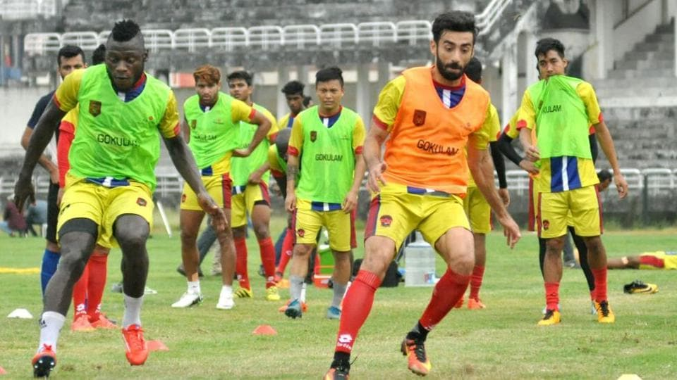 I-League,Gokulam Kerala FC,Neroca FC