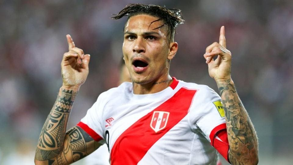 Peru captain Paolo Guerrero to miss 2018 World Cup, banned 1 year