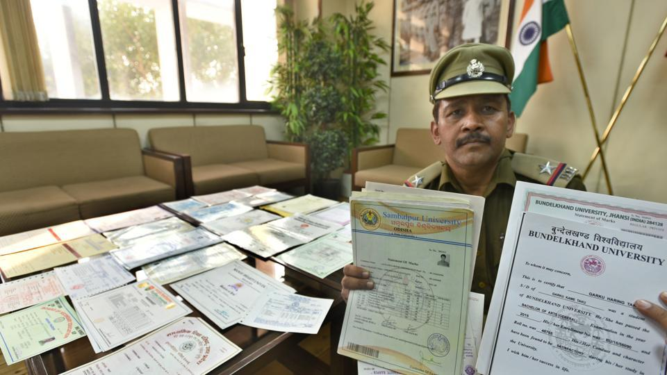 Fake Education Board In Delhi Busted; 15000 Marksheets Recovered
