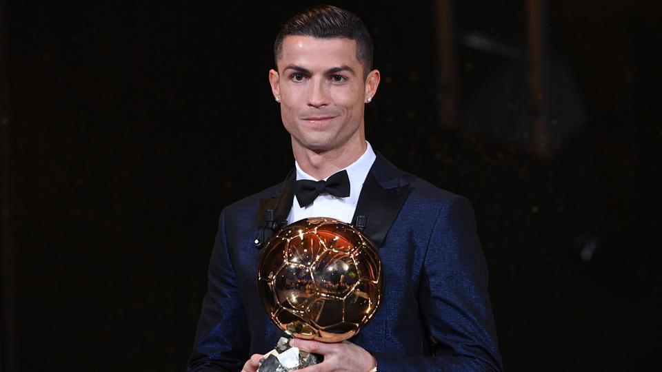 Cristiano Ronaldo,Ballon d'Or,Lionel Messi