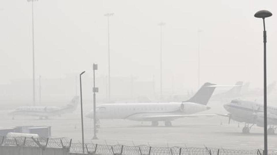 Delhi,Fog,Flights