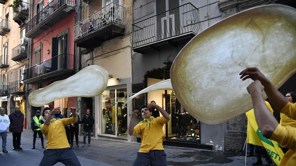 Naples,Pizza,Neopolitian