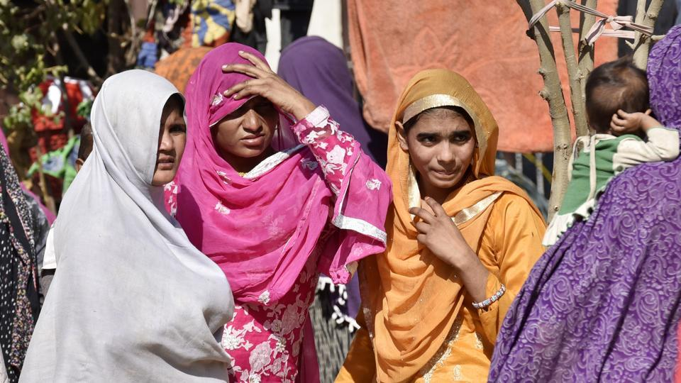 Family members of Mewat resident Taleem, who was killed in an alleged encounter with Alwar police, claim that he had been eliminated in a fake encounter.