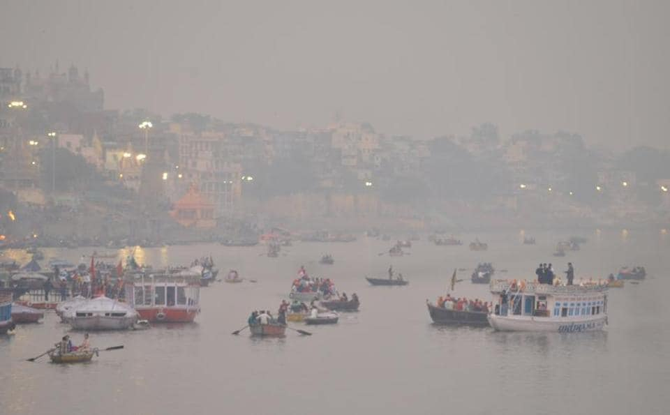 The channelling of the Ganga from Varanasi to Haldia would be completed before January 2019 and one could then enjoy a journey on a cruise, which would cost just 20 paise per km.