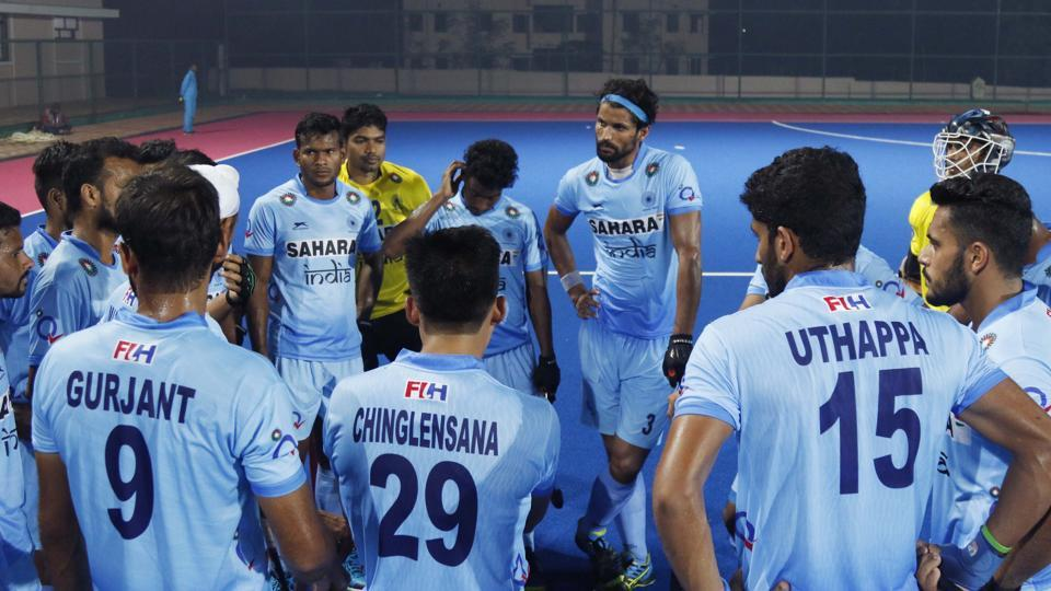 Hockey World League Final,Indian men's national hockey team,Manpreet Singh