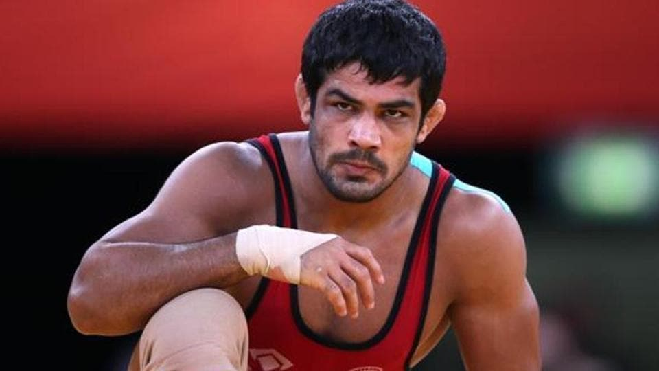 Sushil Kumar,Wrestling,Rajyavardhan Singh Rathore