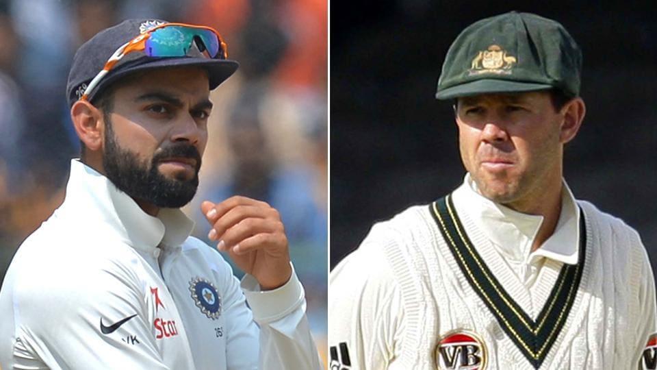 Indian cricket team,virat kohli,ricky ponting