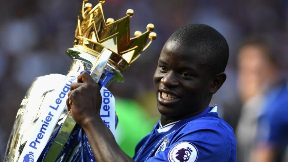Conte: Kante Will Win Ballon d'Or If Managers Decided It