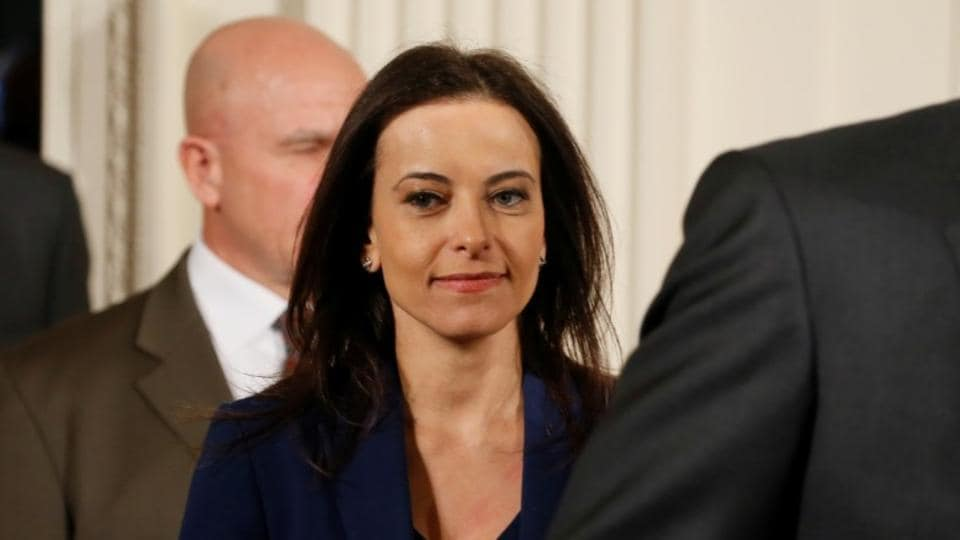 Dina Powell,White House,Trump's first year