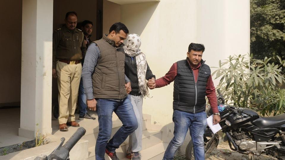 According to the police, the boy killed the duo in a fit of rage with a cricket bat and later used a pizza cutter and a pair of scissors to disfigure their faces.