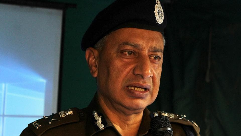 Jammu and Kashmir Police,SP Vaid,J-K Police