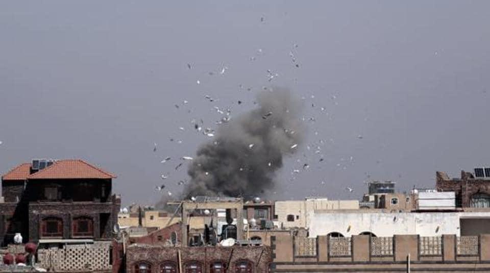 Saudi Arabia,Yemen,Saudi led coalition