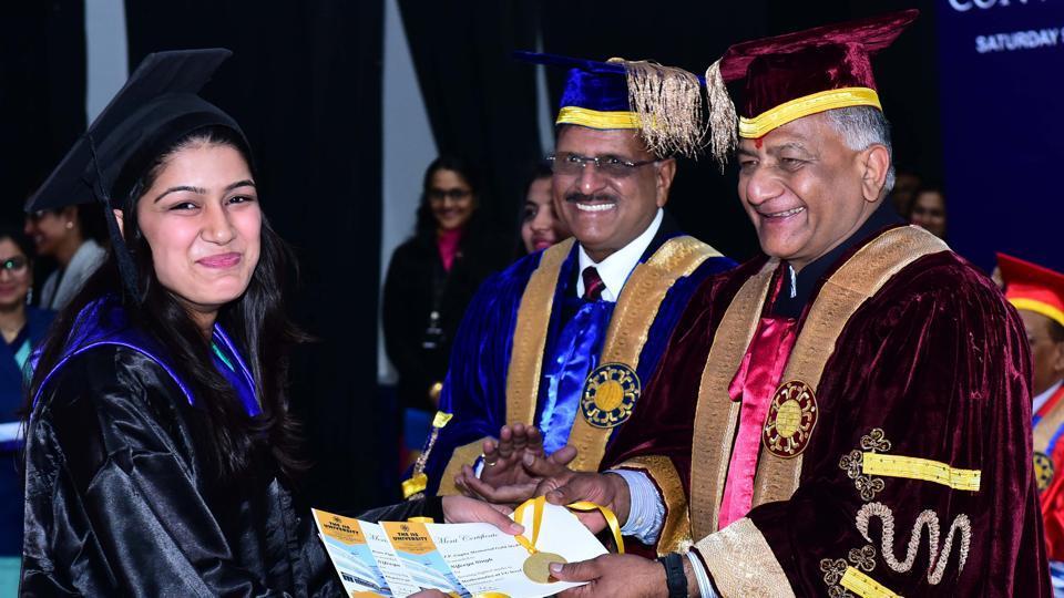 Gen VK Singh,Women's participation,IIS University
