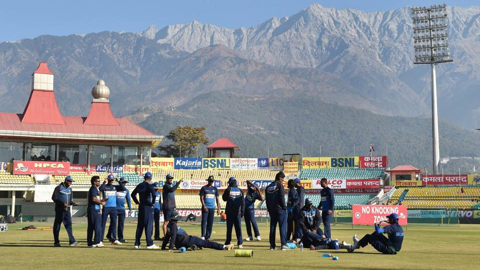 Sri Lanka will hope for a change in fortunes at the picturesque Dharamshala.  (PTI)
