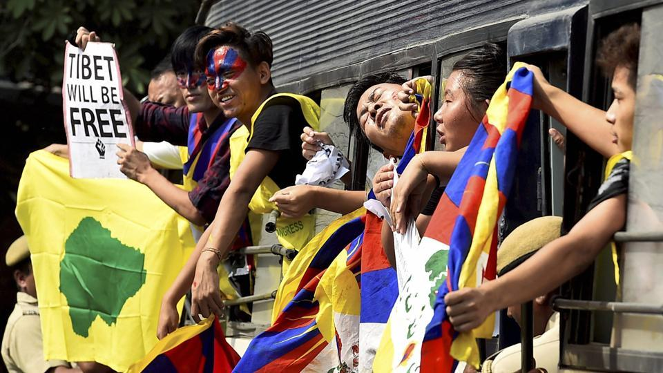 India is home to an estimated 1.5 lakh Tibetan refugees, most of who live in settlements across the country. They can get Indian passports, but have to forego their identity cards for that.
