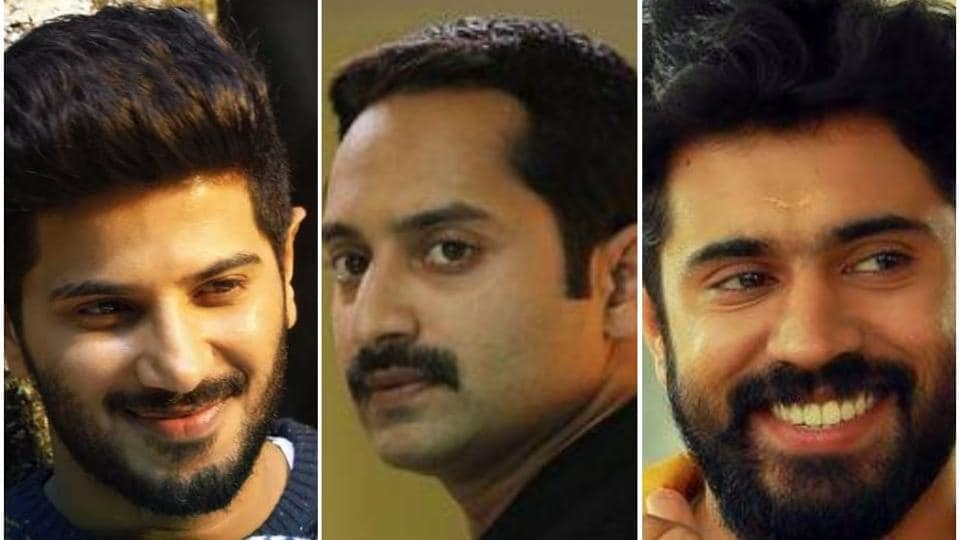 Nivin Pauly made his Tamil debut with Richie. Dulquer has already done a couple of Tamil films and Fahadh is currently working on two Tamil films.