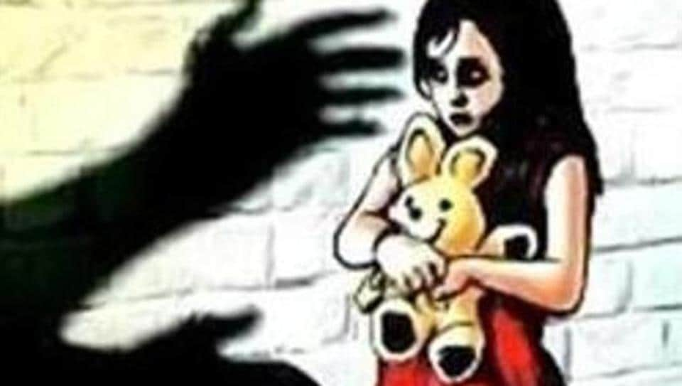 The girl was rushed to the Mahatma Gandhi Memorial Medical College Hospital by family members after she complained of pain in her lower abdomen and private parts.