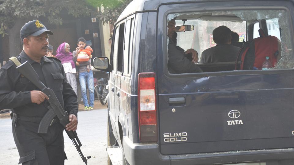 Bihar official,LeT terrorist,National Investigation Agency