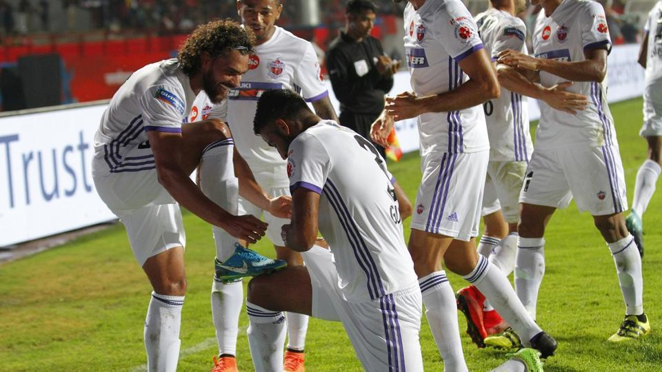 FC Pune City defeated Jamshedpur FC 1-0 in the Indian Super League on Sunday. (ISL)